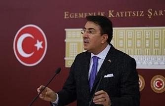 Milletvekili Aydemir Erzurumspor'u TBMM gündemine taşıdı