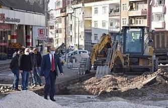 """Niksar Belediye Başkanı Özcan; """"Yüzyıllık bu asrın projesini Niksar'a kazandırmış olacağız"""""""
