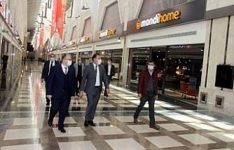 Özbek mobilyacılar, Kayseri mobilyasının Orta Asya'da olmasını istiyor