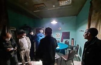 Sakarya'da kıraathane baskınında ceza yağdı