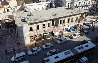 Şanlıurfa'nın göbeğindeki tarihi konak restore ediliyor
