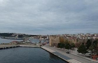 Sinop'ta ocak ayında ihracat arttı, ithalat azaldı