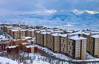 Şırnak'ta ocak ayında konut satışları arttı
