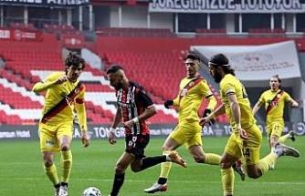 TFF 1. Lig: Samsunspor: 6 - Eskişehirspor: 1