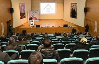 """Vali Varol """"Proje Döngüsü Yönetimi Eğitimi"""" açılış programına katıldı"""