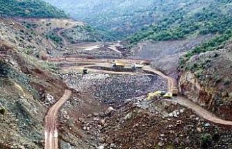 Yıl sonuna tamamlanması planlanan gölet üreticiye ek gelir sağlayacak