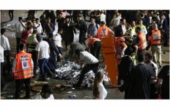 İsrail'de Lag B'Omer Bayramı kutlamalarında izdiham: 44 ölü