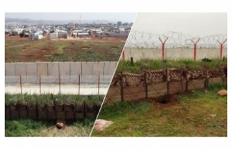 Mehmetçiğin dikkatinden kaçmadı, sınırda 100 metrelik tünel tespit edildi