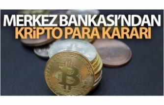 Merkez Bankası'ndan kripto para kararı