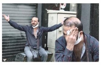 10 bin doları gasbedilen Ummanlı turistin gözyaşları