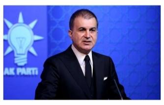 AK Parti Sözcüsü Çelik: Bu ırkçı ve faşist bir saldırıdır
