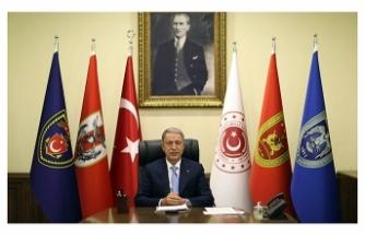 Bakan Akar, Türkiye-ABD İş Konseyi Yürütme Kurulu toplantısına katıldı