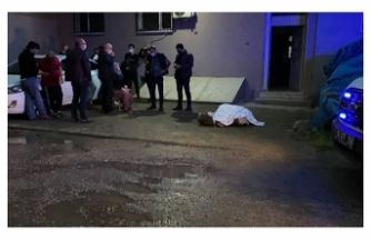 Bursa'da 5'inci kattan düştü yaşamını yitirdi