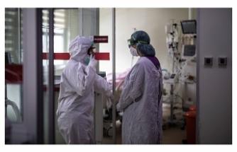 Koronavirüs salgınında can kaybı 42 bin 465'e yükseldi