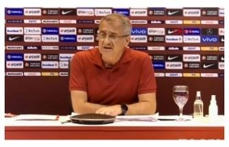 Şenol Güneş, A Milli Takımın EURO 2020 geniş kadrosunu açıkladı