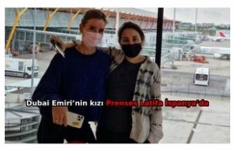 Dubai Emiri'nin kızı Prenses Latifa'nın İspanya'da olduğuna dair fotoğraf paylaşıldı