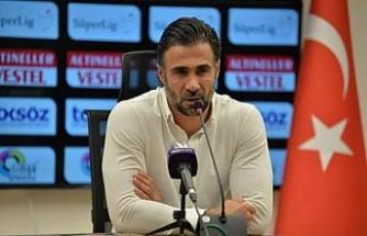 Atakaş Hatayspor - Gaziantep FK maçının ardından