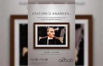 Atatürk'ün nadir görülen fotoğrafları Akbatı'da sergilenecek