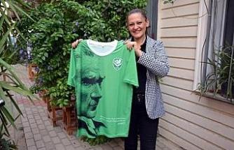 Aydın'da futbolun ilk kadın başkanı
