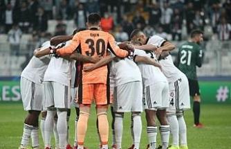 Beşiktaş - Sporting (FOTOĞRAFLAR)
