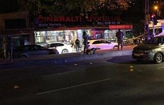 Beyoğlu'nda restorana silahlı saldırı: 1'i ağır 5 yaralı