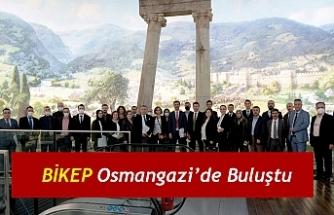 BİKEP Osmangazi'de Buluştu