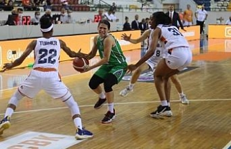 Çukurova Basketbol Yenişehir Belediyesi-AZS UMCS Lublin: 98-75