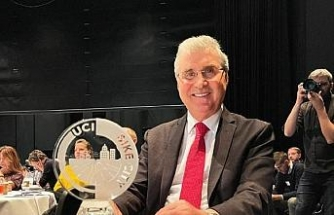 Danimarka'da, Sakarya'ya 'Bisiklet Kenti' ödülü