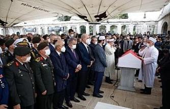 Ek fotoğraflar// Özdemir Bayraktar için Fatih Camii'nde tören düzenlendi