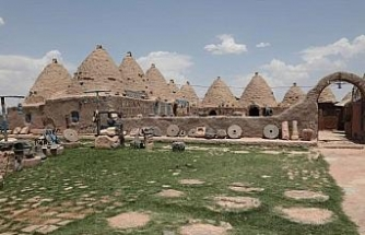 Harran's iconic houses are cool in summer, warm in winter