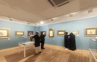 Hasan Çelebi'nin 'Retrospektif Sergisi' sanatseverlerle buluştu