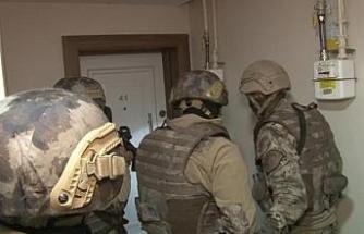 İstanbul'un birçok ilçesinde uyuşturucu operasyonu; Çok sayıda şüpheli gözaltında