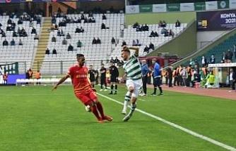 İttifak Holding Konyaspor - Yukatel Kayserispor (EK FOTOĞRAFLAR)