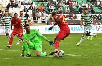 İttifak Holding Konyaspor - Yukatel Kayserispor (FOTOĞRAFLAR)