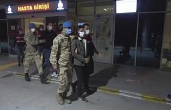 İzmir merkezli 41 ilde FETÖ operasyonu//Fotoğraflar