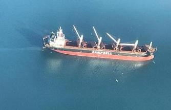 İzmit Körfezi'ni kirleten gemiye 2 milyon 733 bin lira ceza