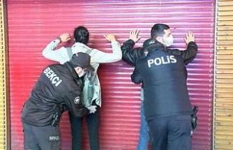 Kadıköy'de umuma açık eğlence merkezlerinde denetim