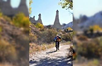 Kapadokya'da Red Bull Dawn Till Dusk heyecanı başladı