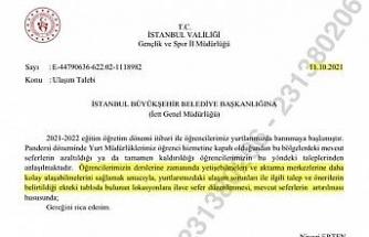 Kasapoğlu'ndan, İmamoğlu'na İETT tepkisi: 9 gün önceki talep için mizansene gerek yoktu