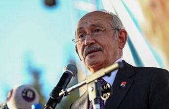Kılıçdaroğlu: Millet İttifakı ile talan düzenine son vereceğiz