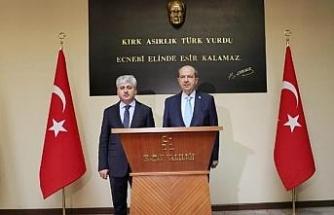 KKTC CumhurbaşkanıTatar: Kıbrıs'ta yaşayan iki millet var, tüm dünya böyle bilmeli