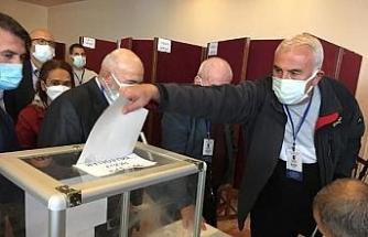 Murat Atalı yeniden Eskrim Federasyonu başkanlığına seçildi