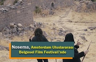 Nosema, Amsterdam Uluslararası Belgesel Film Festivali'nde