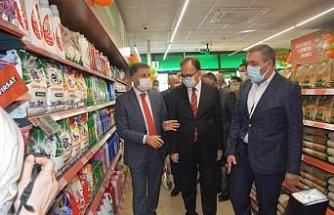 Poyraz: Tarım Kredi Kooperatifleri marketlerinde et ürünleri de satacak