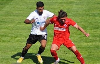 Somasspor - Kahramanmaraşspor (FOTOĞRAFLAR)