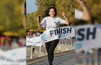 Spor tutkunları 'organ nakli' için sanal koşuda bir araya gelecek