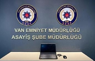 Van'da, hırsızlık ve uyuşturucu ile aranan şahıslara operasyonda10 kişi tutuklandı