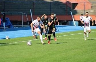 Zonguldak Kömürspor - Şanlıurfaspor: 2-4
