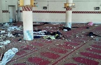 Camiye bombalı saldırı! Çok sayıda ölü ve yaralı var