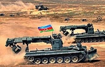 """Son Dakika: Azerbaycan cephe hattı ve riskli bölgelerde """"Savaş Hali"""" ilan etti"""